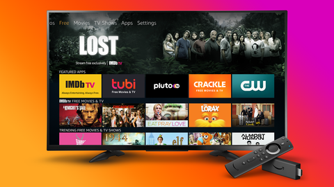 """Amazon Fire TV interface makes it easier to find free content"""""""