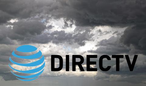 DirecTV clouds