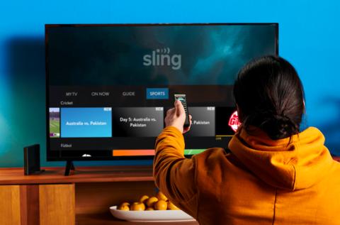 Sling Tv Embeds Local Channels In Ux On Lg Tvs Fiercevideo