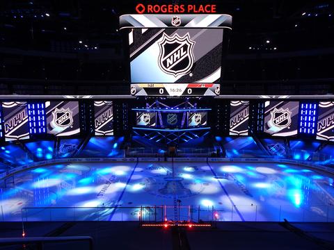 NHL 2020 Stanley Cup Playoffs 1