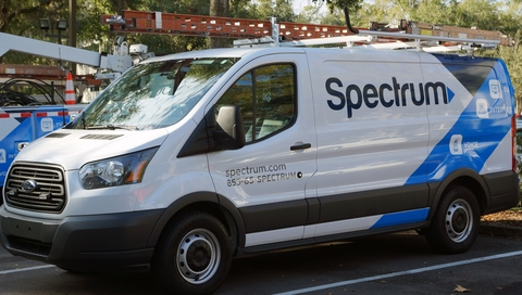 Charter Spectrum broadband