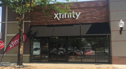 Comcast Xfinity store in Denver