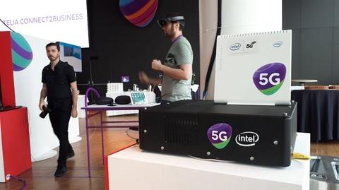 Telia Intel Ericsson