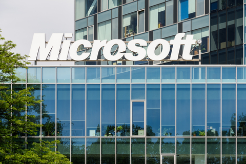 Microsoft has announced a US$5b investment in the internet of things (Image radub85 / iStockPhoto)