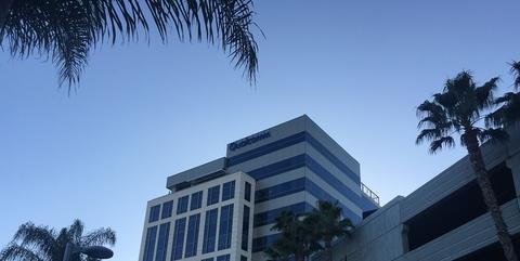 Qualcomm building in San Diego (Mike Dano/FierceWireless)