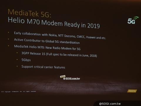 MediaTek ahead of schedule with 5G modem | FierceWireless