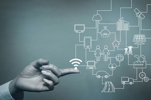 Cisco has launched a line of IoT access control, security and management tools (Image chombosan / iStockPhoto)