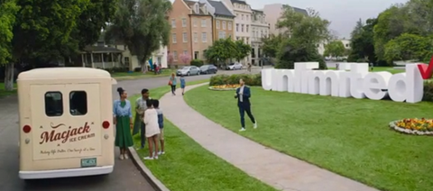 Verizon unlimited advertisement (Verizon)