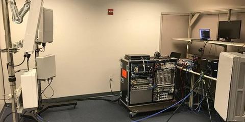 Intel lab