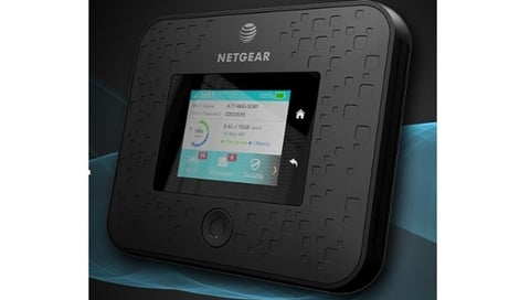 This is AT&T's 5G 'puck': its first mobile 5G device