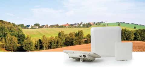 Radwin fixed wireless (Radwin)