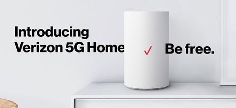 Verizon 5G home internet service (Verizon)