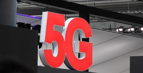 5G sign