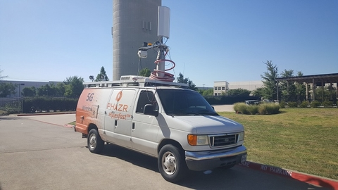 Phazr base station