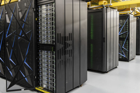 IBM's Summit has been named the world's fastest supercomputer (Image Oak Ridge National Laboratory)