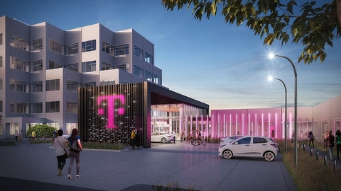 T-Mobile HQ design (T-Mobile)