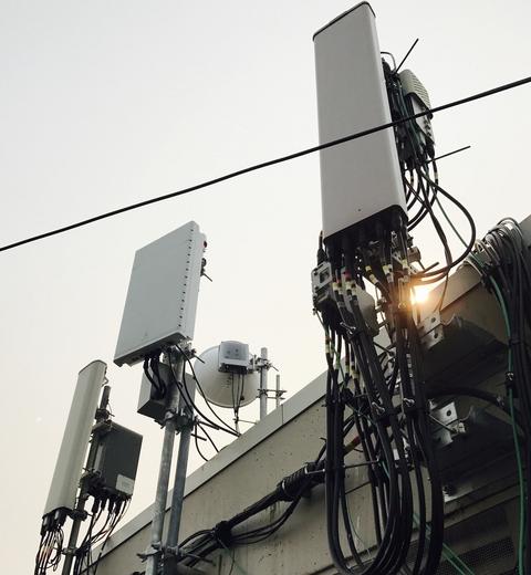 Sprint MIMO radios antennas (Sprint)