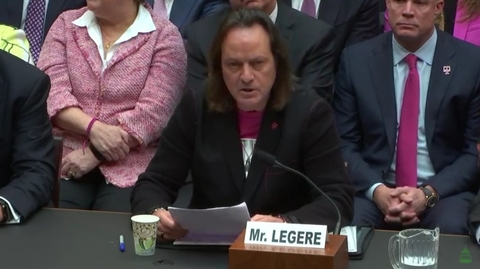 Congress Challenges T Mobile Sprint On Merits Of Merger