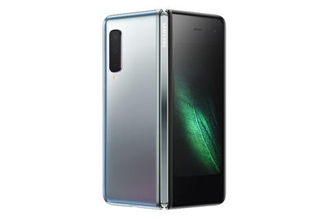Samsung foldable galaxy phone