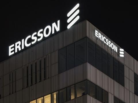 Ericsson private LTE