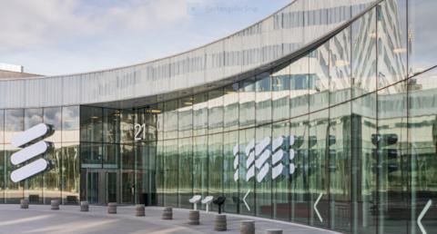 Ericsson building