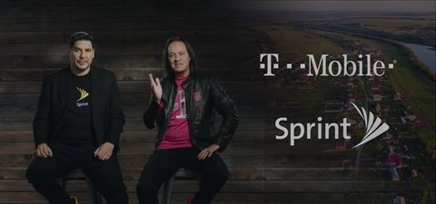 Execs from T-Mobile and Sprint discuss merger