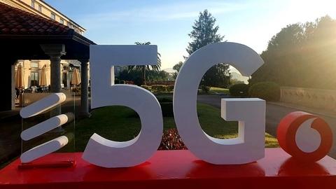 Ericsson 5G sign