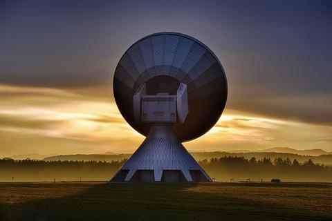 satellite earth station
