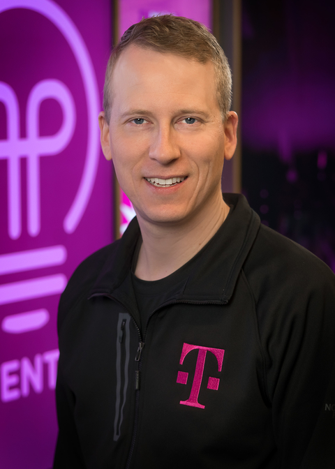 Grant Castle, VP Engineering Services and Quality Assurance, T-Mobile
