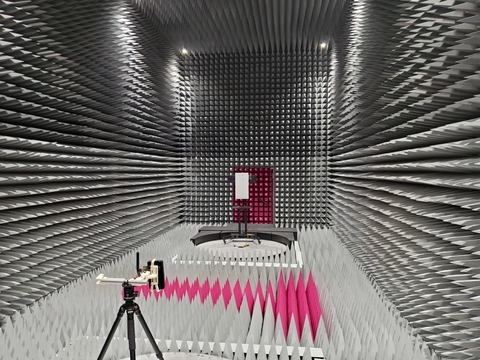 T-Mobile mmWave 5G range chamber