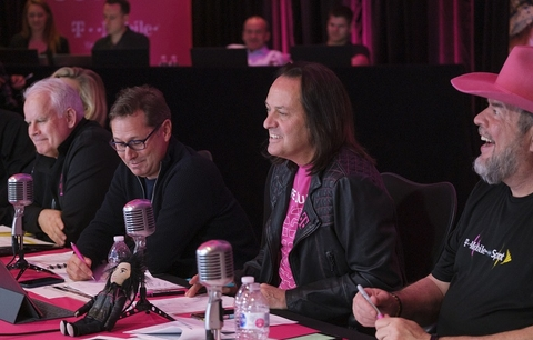 Sievert To Take T Mobile Helm In 2020 When Legere Steps Down