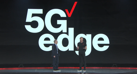 Image result for AWS Teams up with Verizon To Bring 5G Speeds Closer to Customers