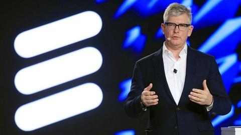 Ericsson CEO Börje Ekholm