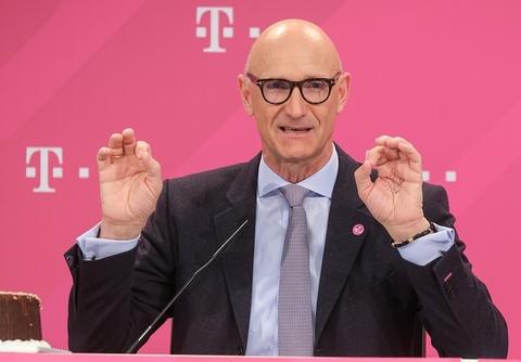 Timotheus Höttges Deutsche Telekom