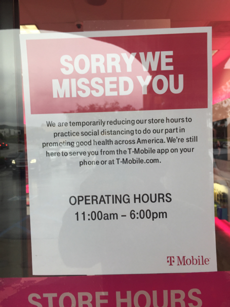 T Mobile Closes 80 Of Corporate Retail Stores In More Aggressive
