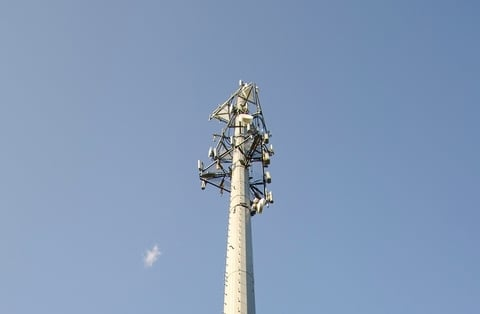 American Tower cell tower