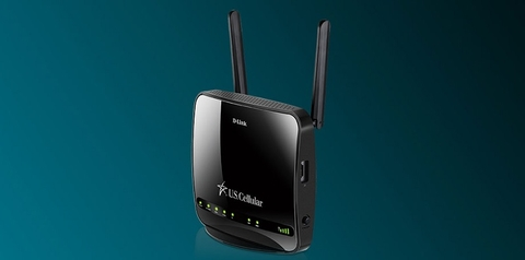 U.S. Cellular D-Link router for fixed wireless (U.S. Cellular)