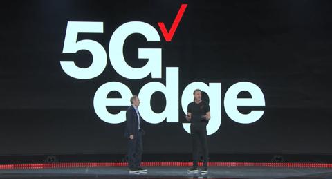 Verizon 5G edge AWS