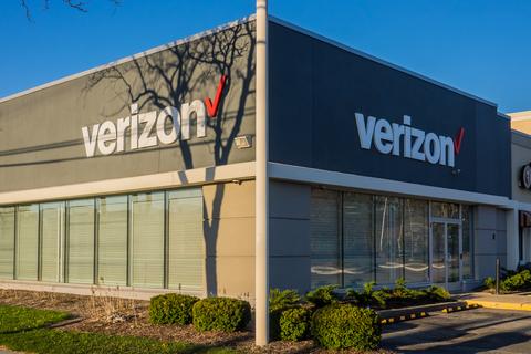 Verizon store