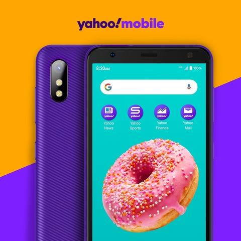 Verizon Yahoo Mobile