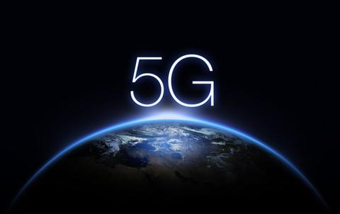5G space globe