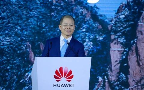 Huawei Eric Xu