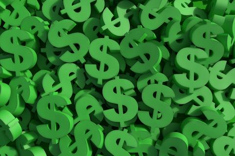 dollar sign money