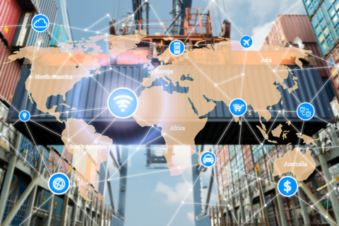Digital transformation can help logistics innovate and improve process easily.