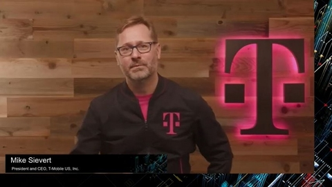 T-Mobile CEO Mike Sievert