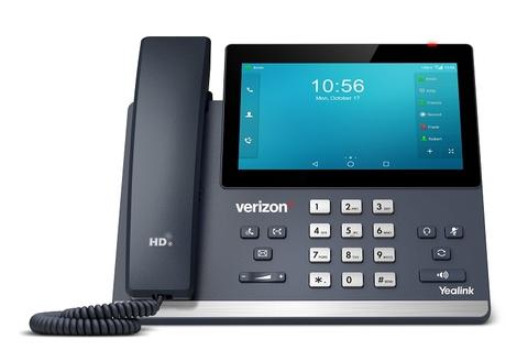 Verizon Yealink phone