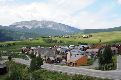 Colorado rural community