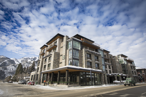 Idaho S Limelight Hotel Secures Leed Silver Certification