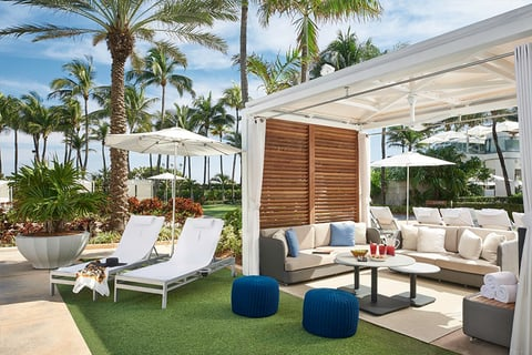 Jeffrey Beers International Enhanced The Versailles Tower, While  Clausen Collaborative Interior Design Upgraded The. Fontainebleau Miami  Beach ...