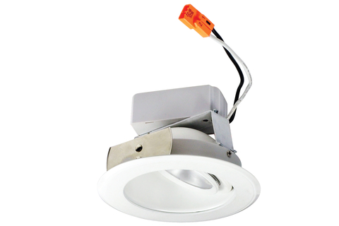 "Nora Lighting expanded its Cobalt LED retrofit series with new 4"", 5"" and 6"" models."